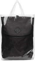Yohji Yamamoto Black Paper Backpack