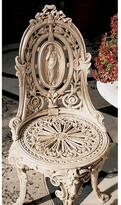 Toscano Regents Park Dragon Bistro Set Patio Dining Chair Design