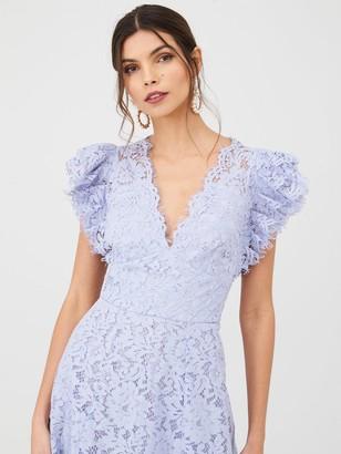 Very Bridesmaid Lace Midaxi Dress