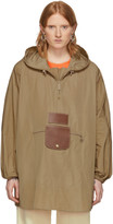 Longchamp Dheygere Beige Edition Convertible Jacket