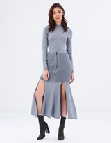 Asilio Same Time Same Place Knit Dress