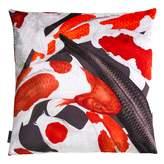 Arlette Ess Koi I Large Velvet Floor Cushion Style 2