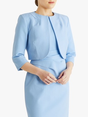 Fenn Wright Manson Petite Martine Jacket, Pale Blue