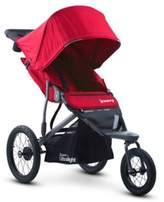 Joovy Zoom 360 Ultralight Jogging Stroller in Red