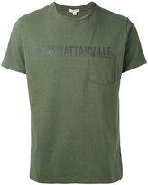 Engineered Garments printed T-shirt