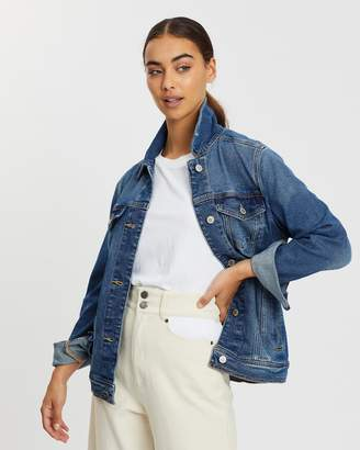 Hollister Boyfriend Denim Jacket