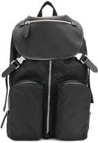 Neil Barrett multipocket backpack