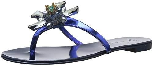 Giuseppe Zanotti Women's E800041 Flat Sandal