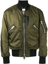 Coach classic bomber jacket - men - Nylon/Polyester/Cupro - 46