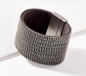 Susan Graver Bead Multi Strand Bracelet