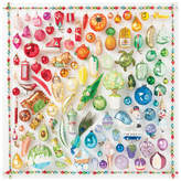 Chronicle Books Rainbow Ornaments - 500 Piece Puzzle