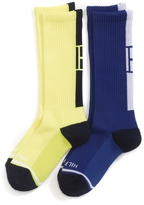 Tommy Hilfiger Mid Calf Socks 2 Pk
