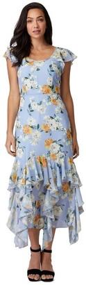 Alannah Hill Pure Gardenia Maxi Dress