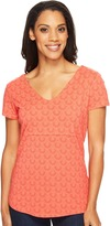 Kuhl Adalina Short Sleeve Shirt Women's Short Sleeve Pullover