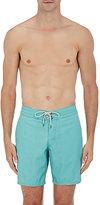 Faherty Men's Classic Board Shorts-GREEN