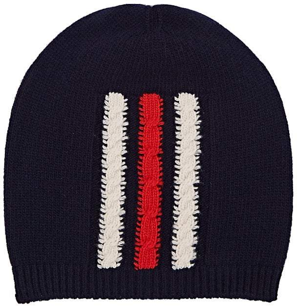 Gucci Men's Striped Wool Beanie