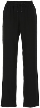 Kenzo Cropped Straight Fit Track Pants