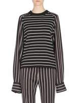 Haider Ackermann Striped Wool & Cashmere Pullover
