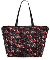 Rebecca Minkoff Logan Floral Nylon Baby Bag