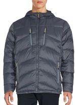Hawke & Co Packable Hooded Puffer Jacket