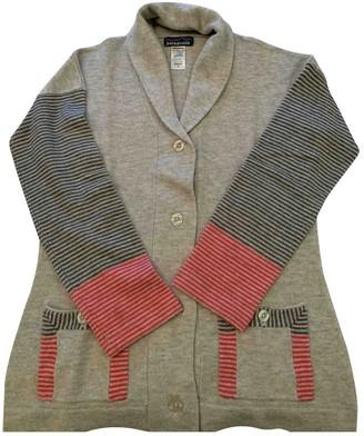 Patagonia Grey Wool Knitwear for Women