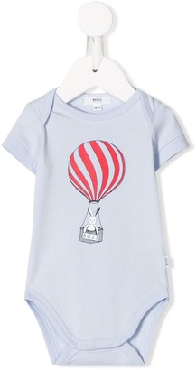 Boss Kidswear Air Balloon Bodysuit