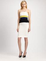 BCBGMAXAZRIA Strapless Reesie Dress