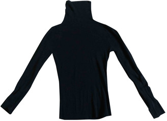 American Vintage Black Cotton Knitwear