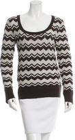 Tory Burch Pattern Knit Sweater