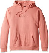 Obey Men's Type Slim Fit Pullover Hooded Fleece