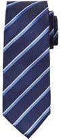 Banana Republic Thin Double Stripe Tie