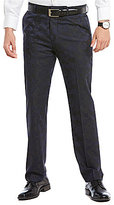 Murano Alex Modern Slim Fit Flat-Front Camouflage Pants