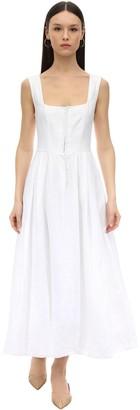 Gioia Bini Chiara Linen Dirndl Dress