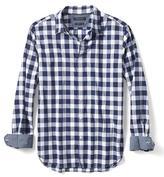 Banana Republic Camden-Fit Custom Wash Shirt
