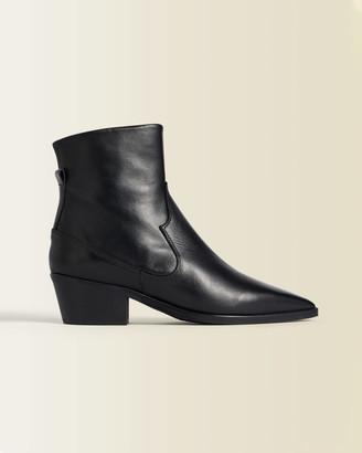 Jigsaw Austin Cuban Leather Boot