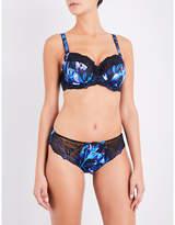 Fantasie Hayley stretch-jersey and stretch-lace underwired bra
