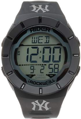 Rockwell Men's New York Yankees Coliseum Digital Watch