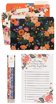 Rifle Paper Co. Floral Office Set (16 PC)