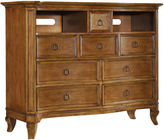 Hooker Furniture Connor 54 Dresser, Honey