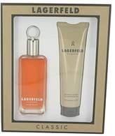 Karl Lagerfeld LAGERFELD by for Men - Gift Set - 3.3 oz Eau De Toilette Spray + 5 oz Shower Gel