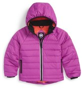 Canada Goose Girl's 'Bobcat' Packable Down Coat