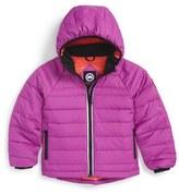 Canada Goose Girl's 'Bobcat' Packable Down Coat