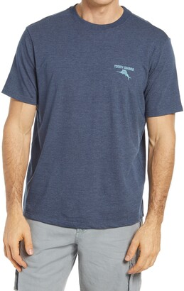 Tommy Bahama Sails Are Up Men's Graphic Tee