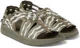 Malibu - + Missoni Woven Canvas Sandals