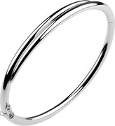 Shaun Leane White Feather sterling silver cuff bracelet