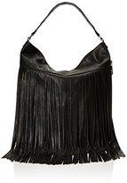 Madden-Girl Mgpulse Fringe Hobo Shoulder Bag