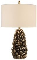 John-Richard Collection Crystals Accent Table Lamp