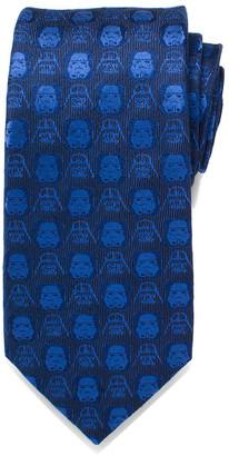 Cufflinks Inc. Darth Vader & Stormtrooper Tie
