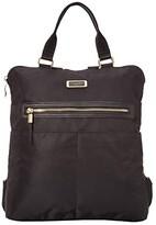 Baggallini Jessica Convertible Tote Backpack (Black) Backpack Bags