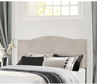 Hillsdale Furniture Kiley Beige Fabric Full/Queen Headboard